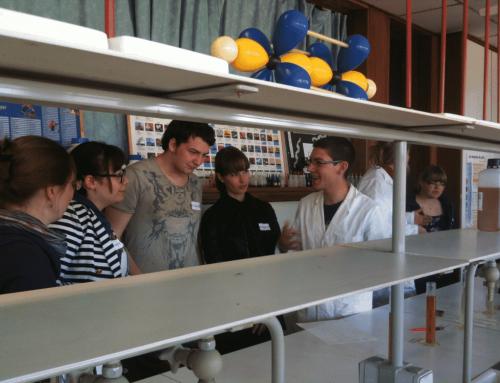 Printemps des sciences 2011: Matières et matériaux