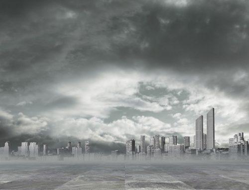La pollution des villes