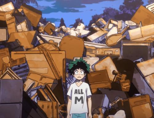 L'environnement  dans les mangas